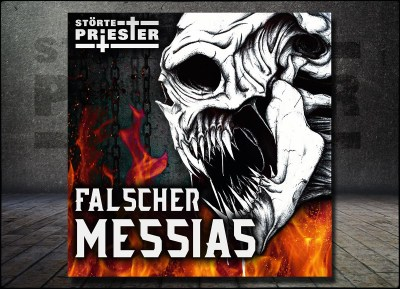 Tonträger Störte.Priester Falscher Messias Audio CD Shop