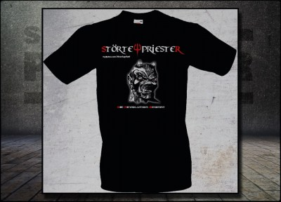 Deutschrock Religion Rock Rocknach German Penzberg Metal Heavy Streetrock live oi Musikvideo Offiziell Videoclip Neu Gnadenlos Menschenfeind Störte.Priester Scheinheilig Stoerte.priester Mode Merch Mina Mike Höllenrock Menschenfeind T-shirt girly shirt g